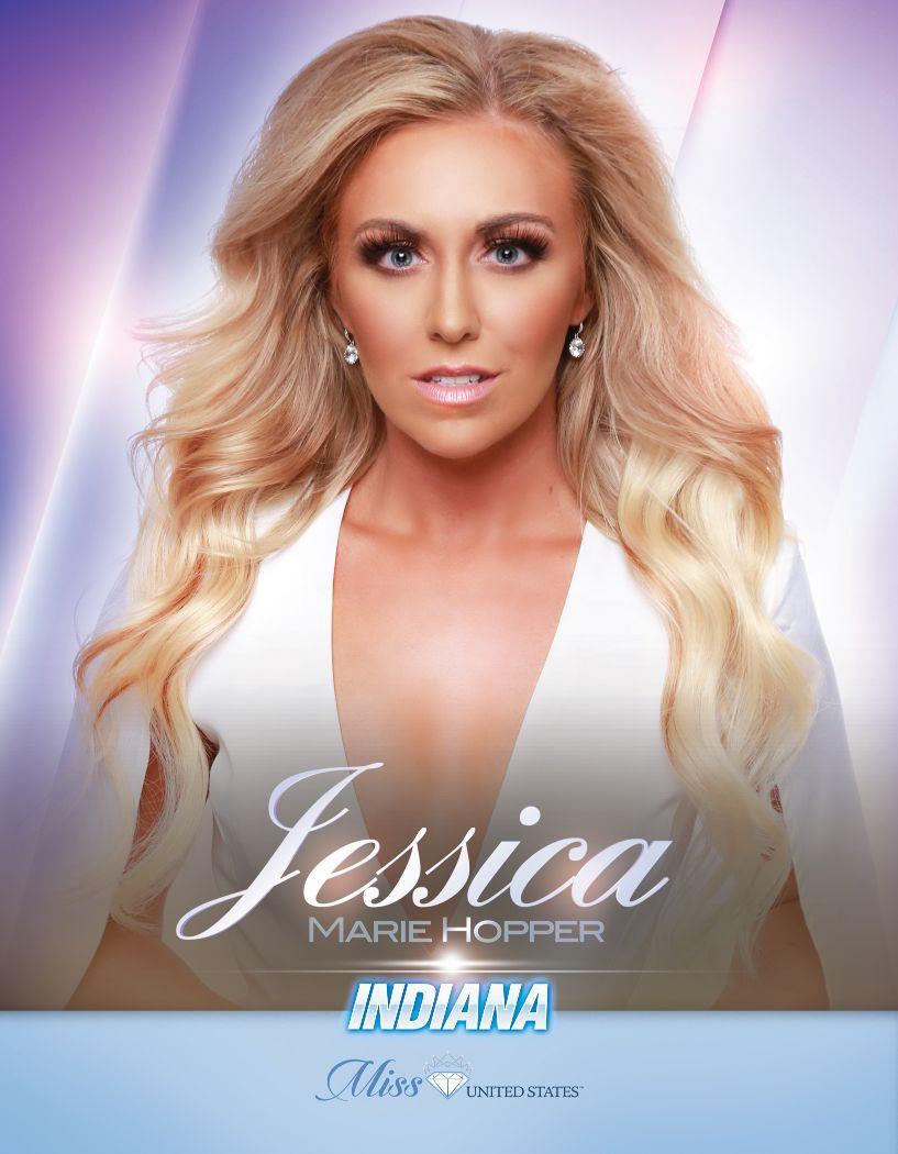 Jessica Hopper Miss Indiana United States - 2020