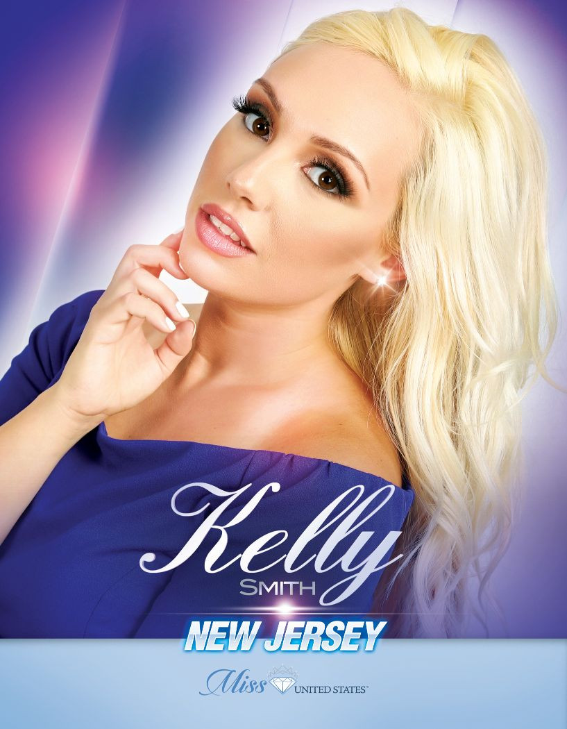 Kelly Smith Miss New Jersey United States - 2020
