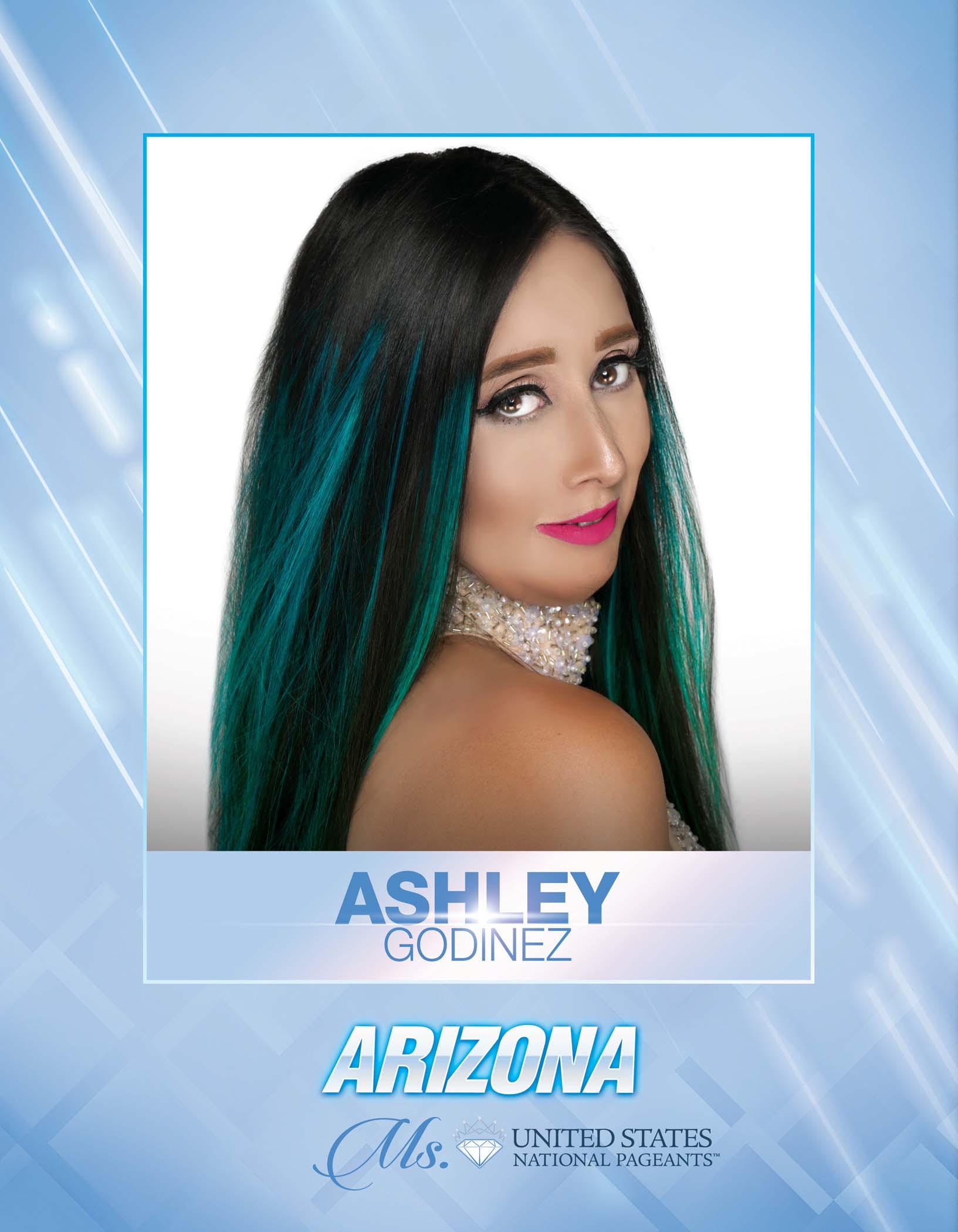 Ashley Godinez Ms. Arizona United States - 2021