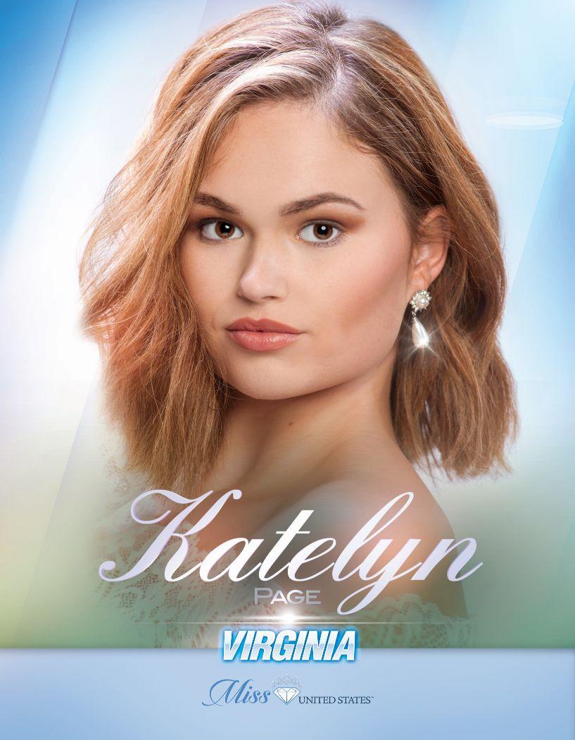 Katelyn Page Miss Virginia United States - 2020