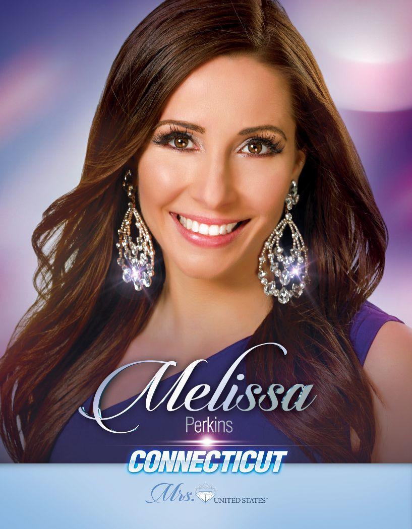Melissa Perkins Mrs. Connecticut United States - 2020