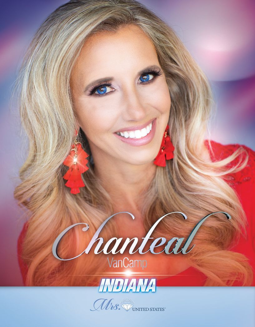 Chanteal VanCamp Mrs. Indiana United States - 2020