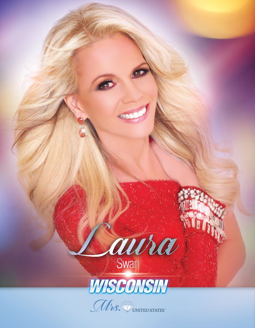 Laura Swan Mrs. Wisconsin United States - 2020