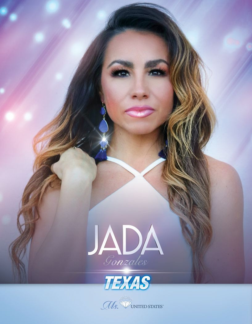 Jade Gonzales Ms. Texas United States - 2020