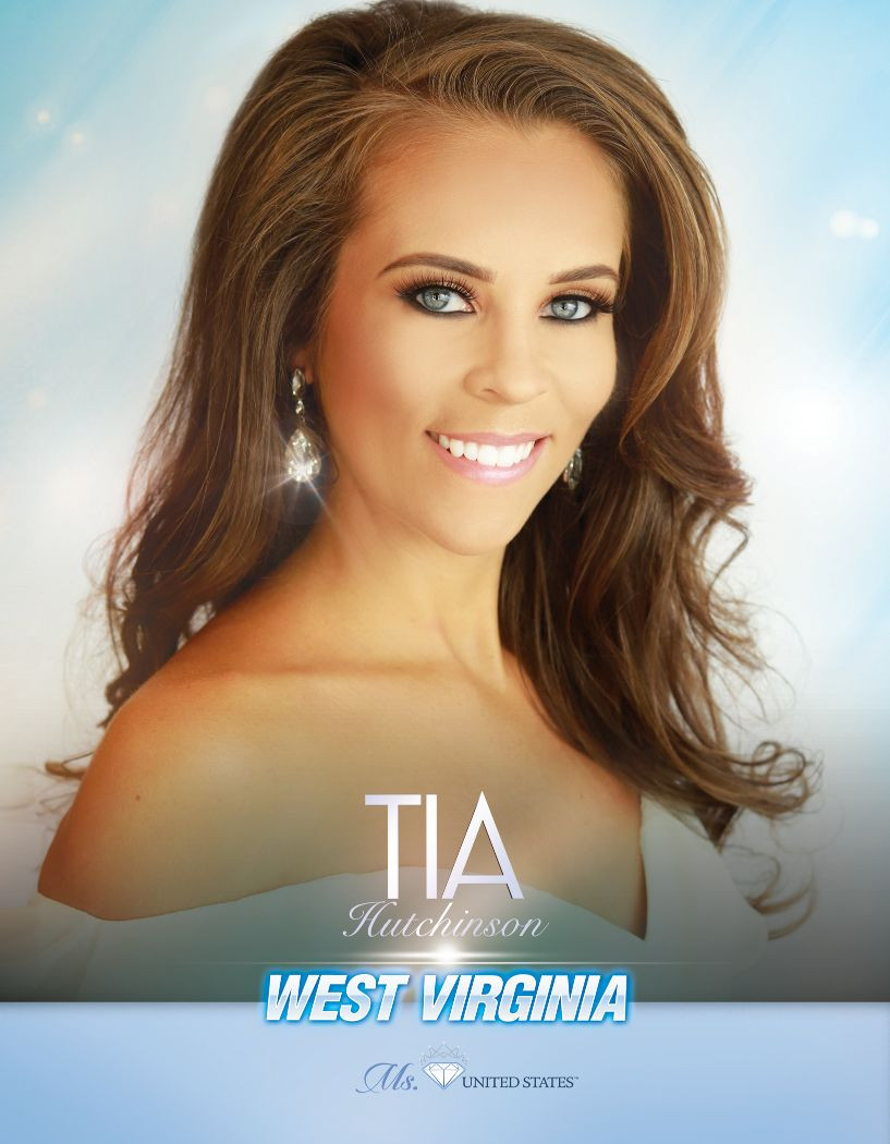 Tia Hutchinson Ms. West Virginia United States - 2020