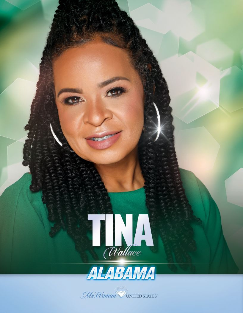 Tina Wallace Ms. Woman Alabama United States - 2020