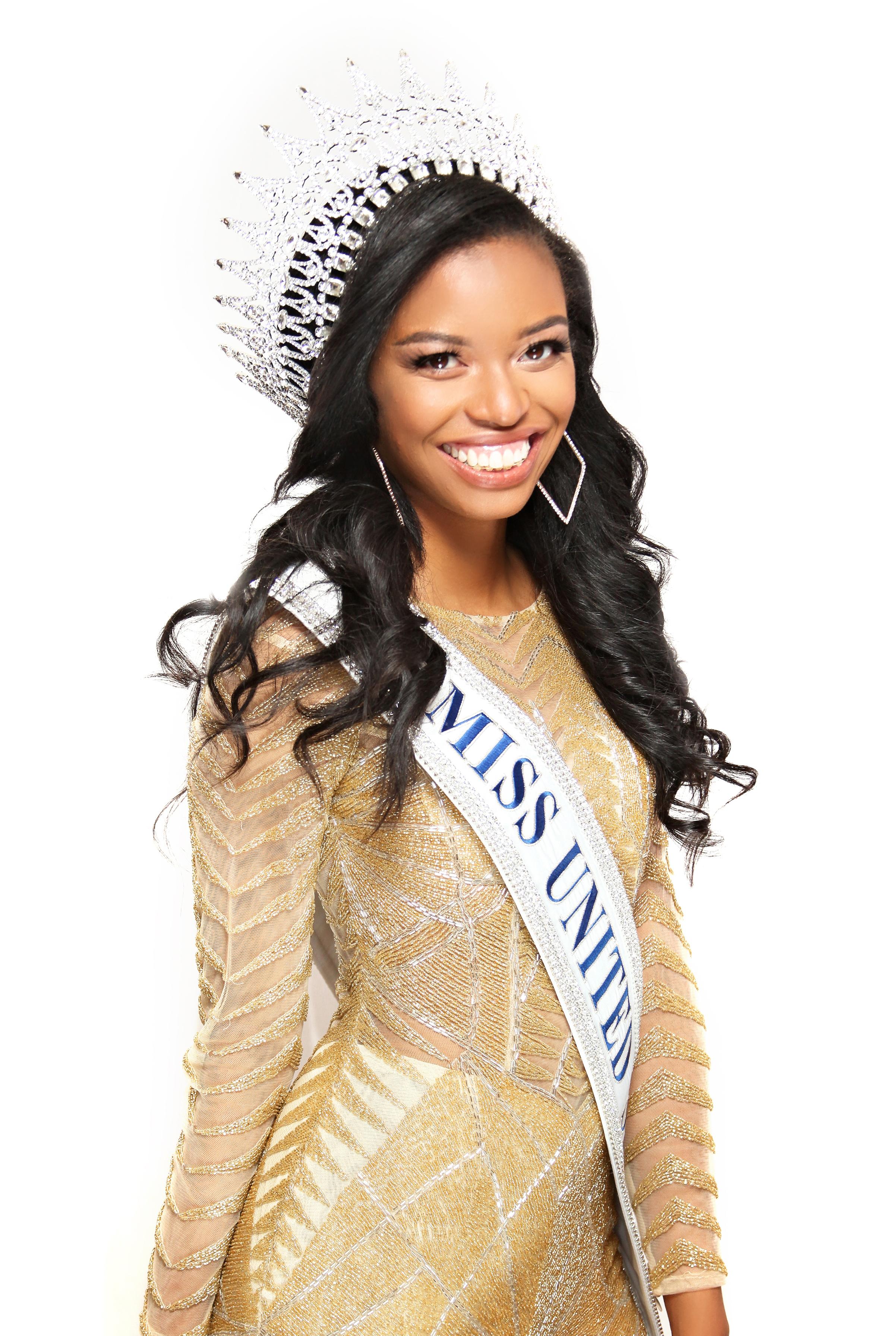 Alexia Robinson Miss United States - 2019