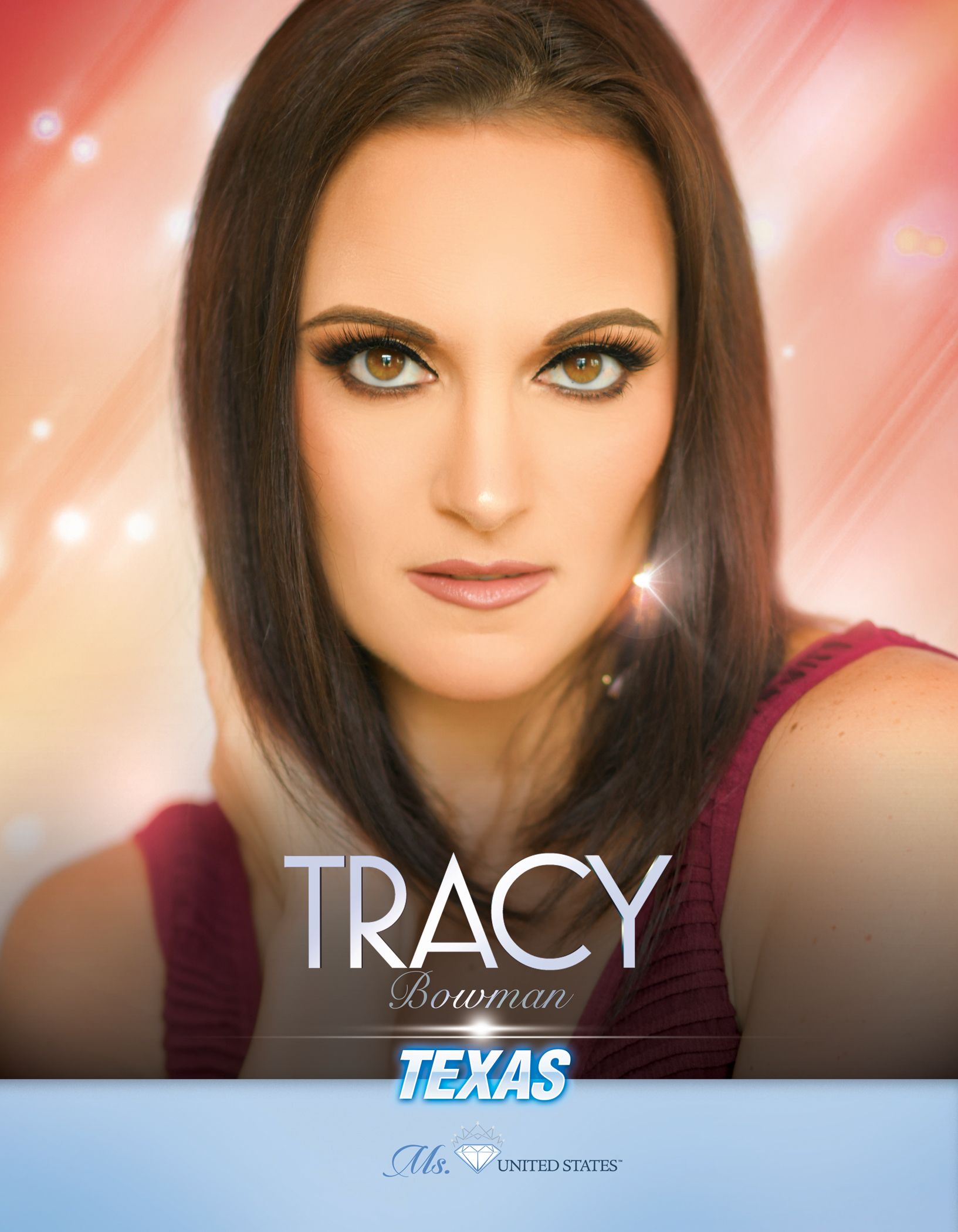 Tracy Bowman Ms. Texas United States - 2019