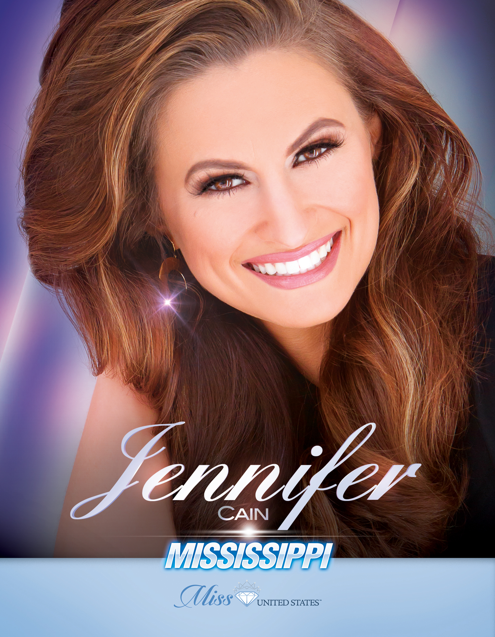 Jennifer Cain Miss Mississippi United States - 2019