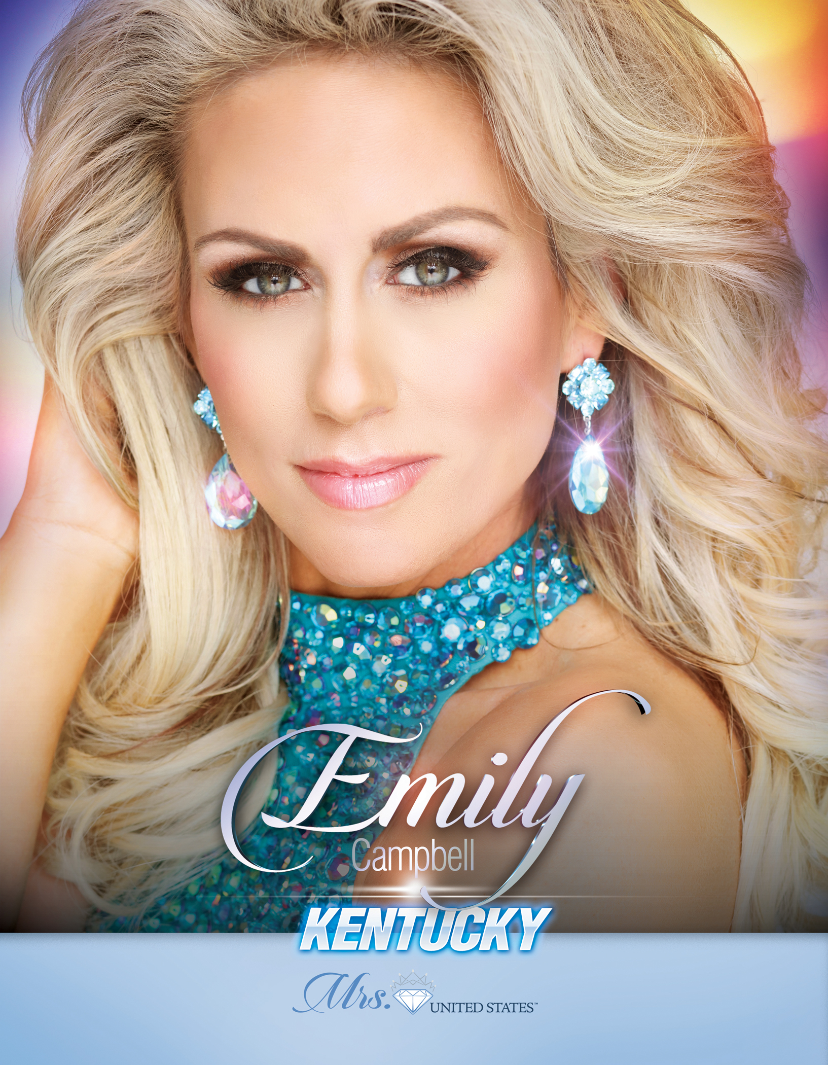 Emily Campbell Mrs. Kentucky United States - 2019