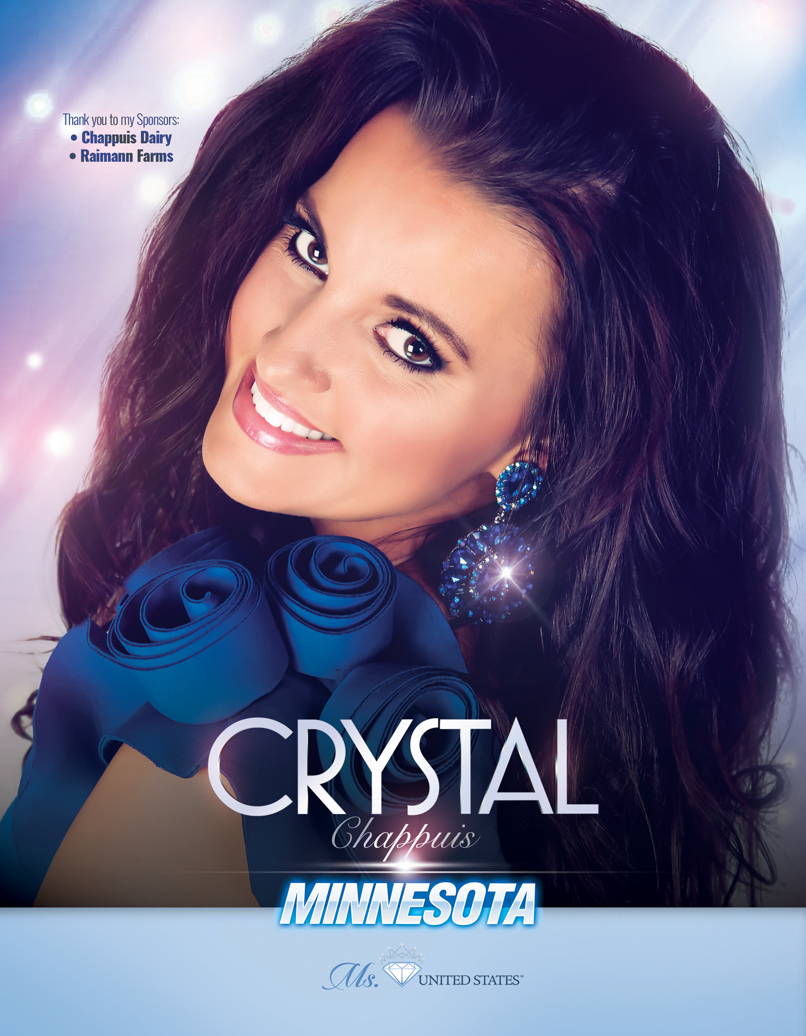 Crystal Chappuis Ms. Minnesota United States - 2019