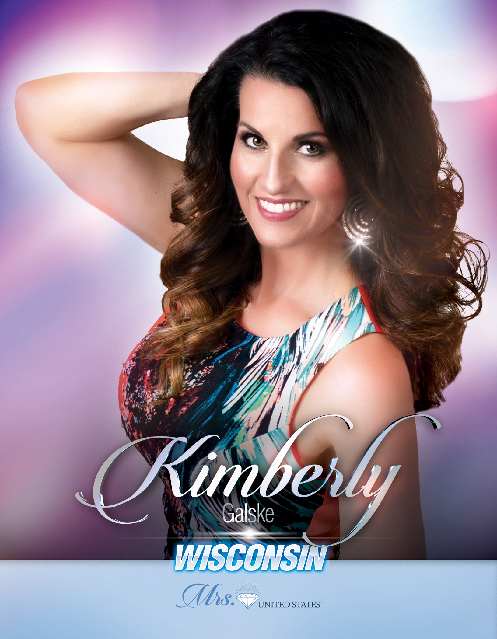 Kimberly Galske Mrs. Wisconsin United States - 2019