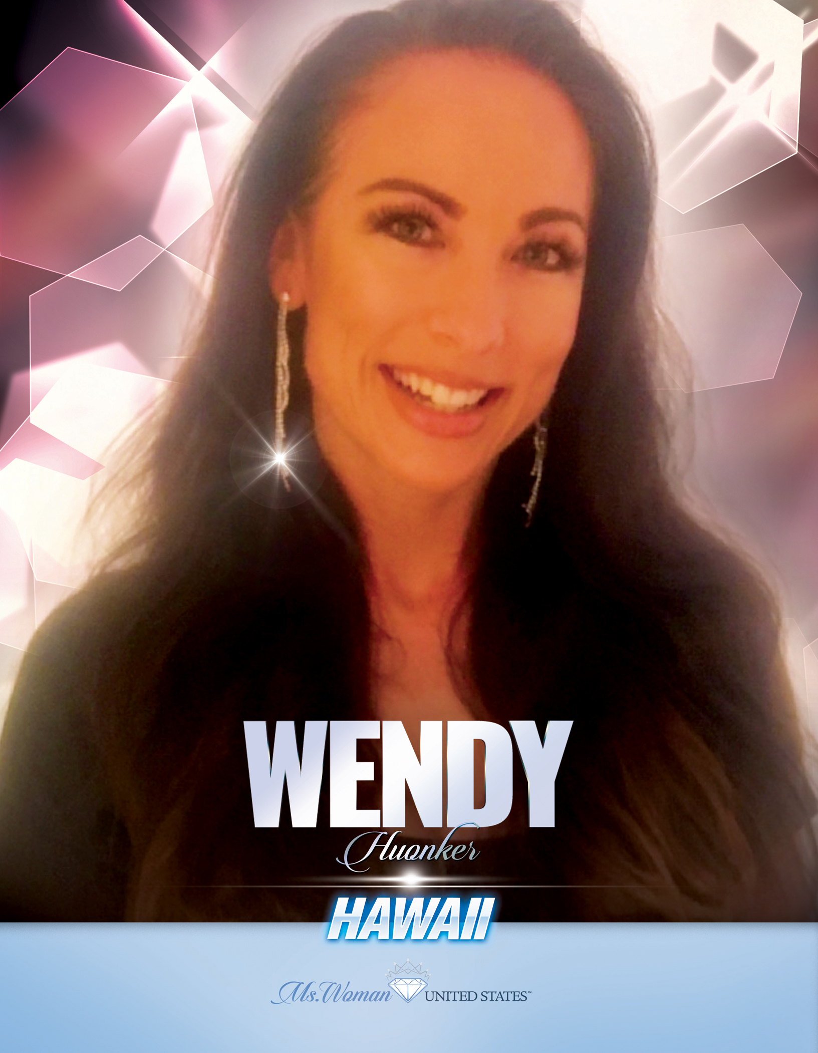 Wendy Huonker Ms. Woman Hawaii United States - 2019