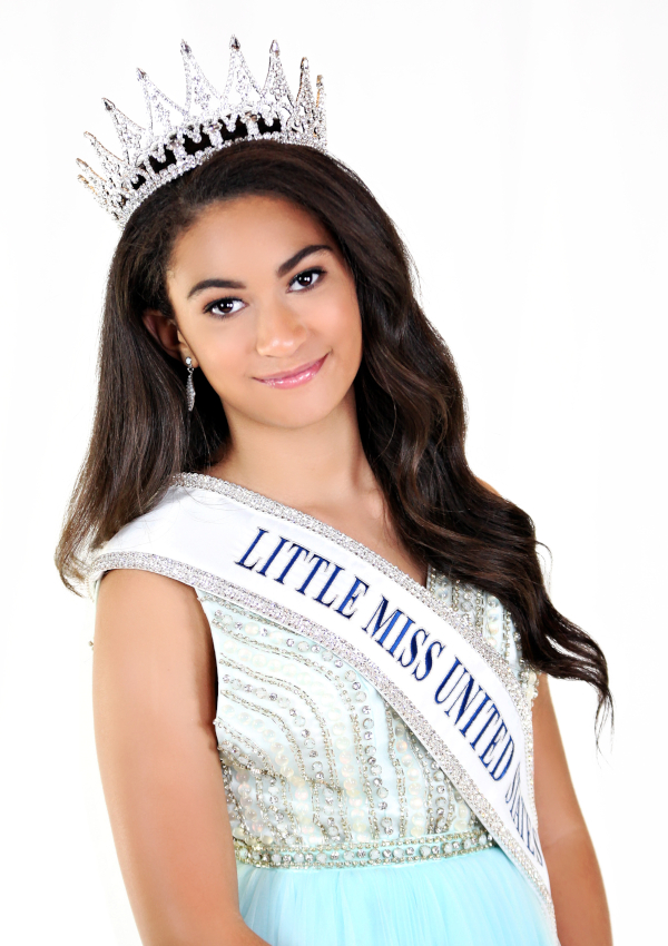 Amelia Hussong Little Miss United States - 2019