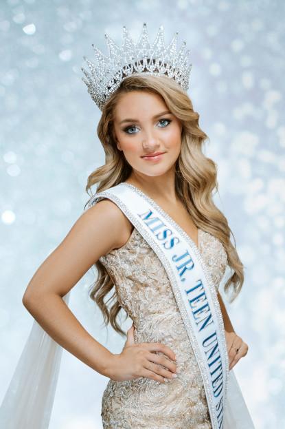 Graceson Pugh Miss Junior Teen United States - 2020