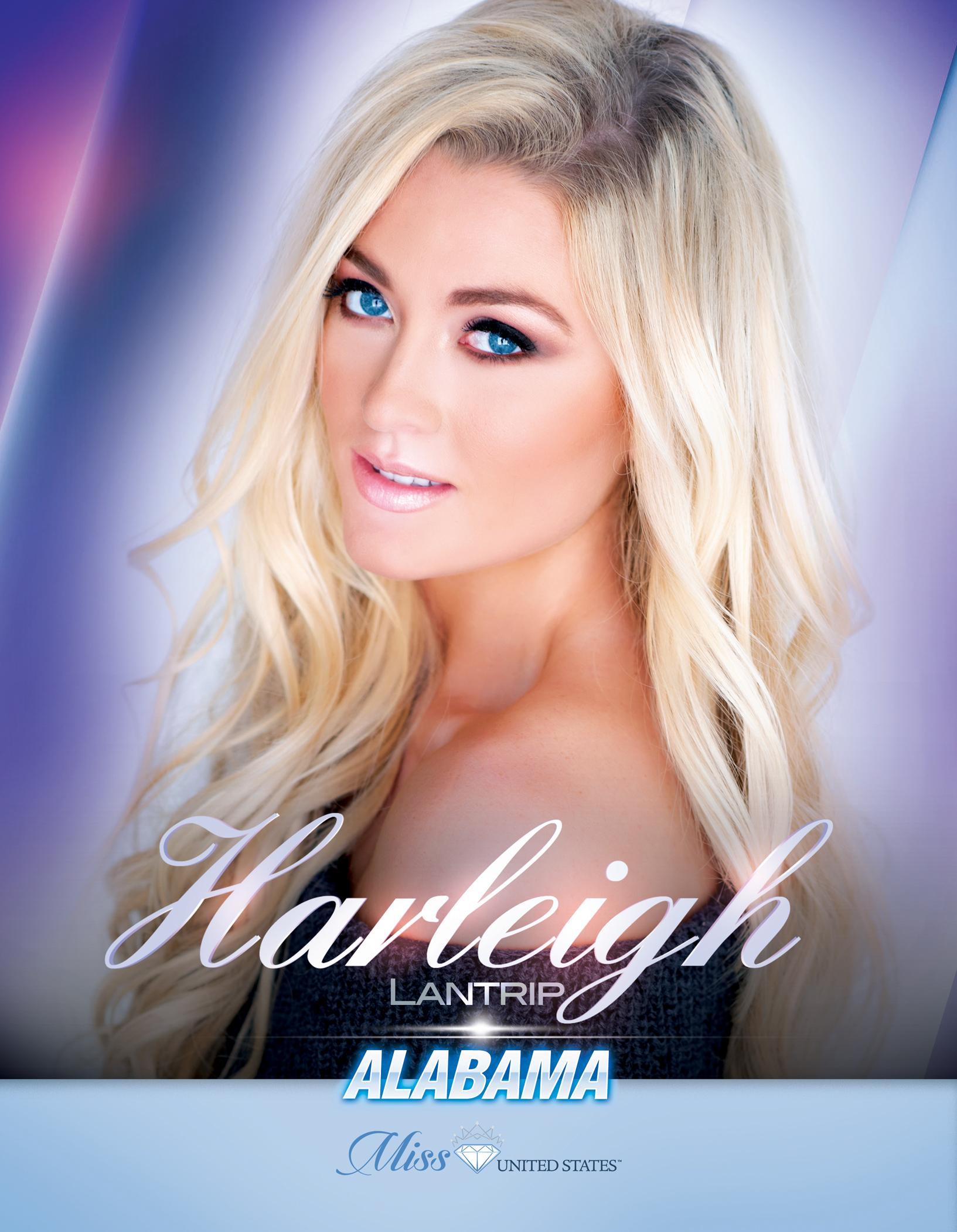 Harleigh Lantrip Miss Alabama United States - 2019