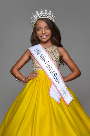 Aryonna Martin Little Miss United States - 2018