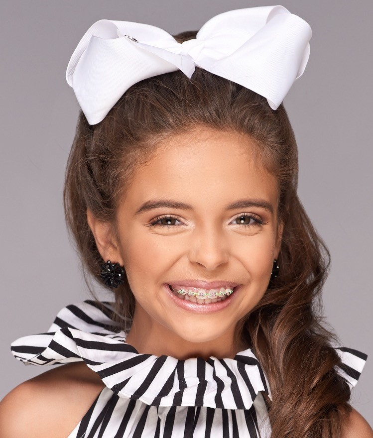 Aryonna Martin Little Miss United States - 2018