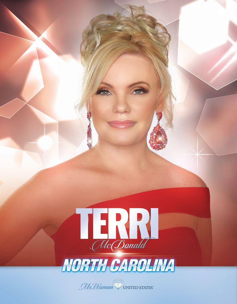 Terri McDonald Ms. Woman North Dakota United States - 2020