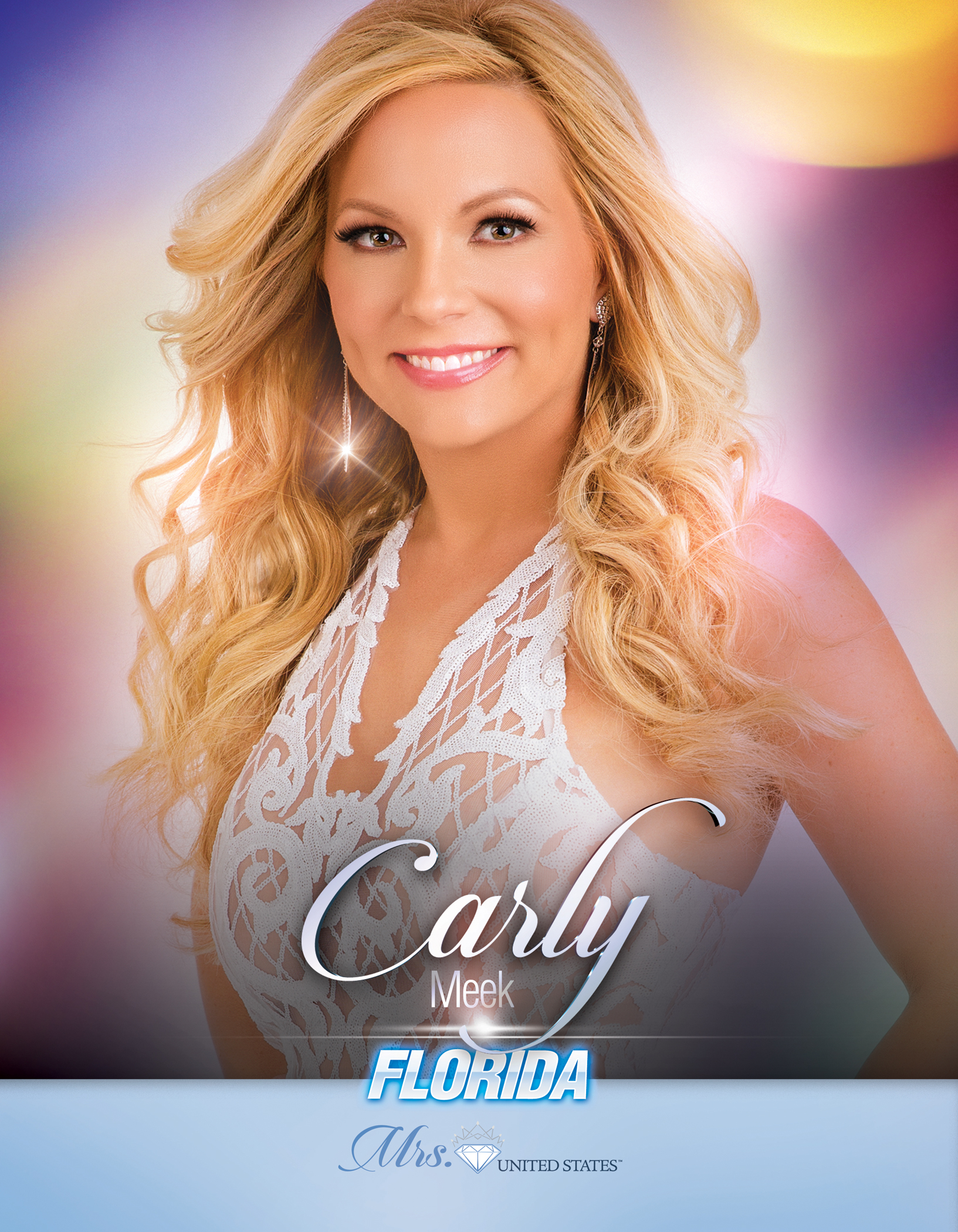 Carly Meek Mrs. Florida United States - 2019