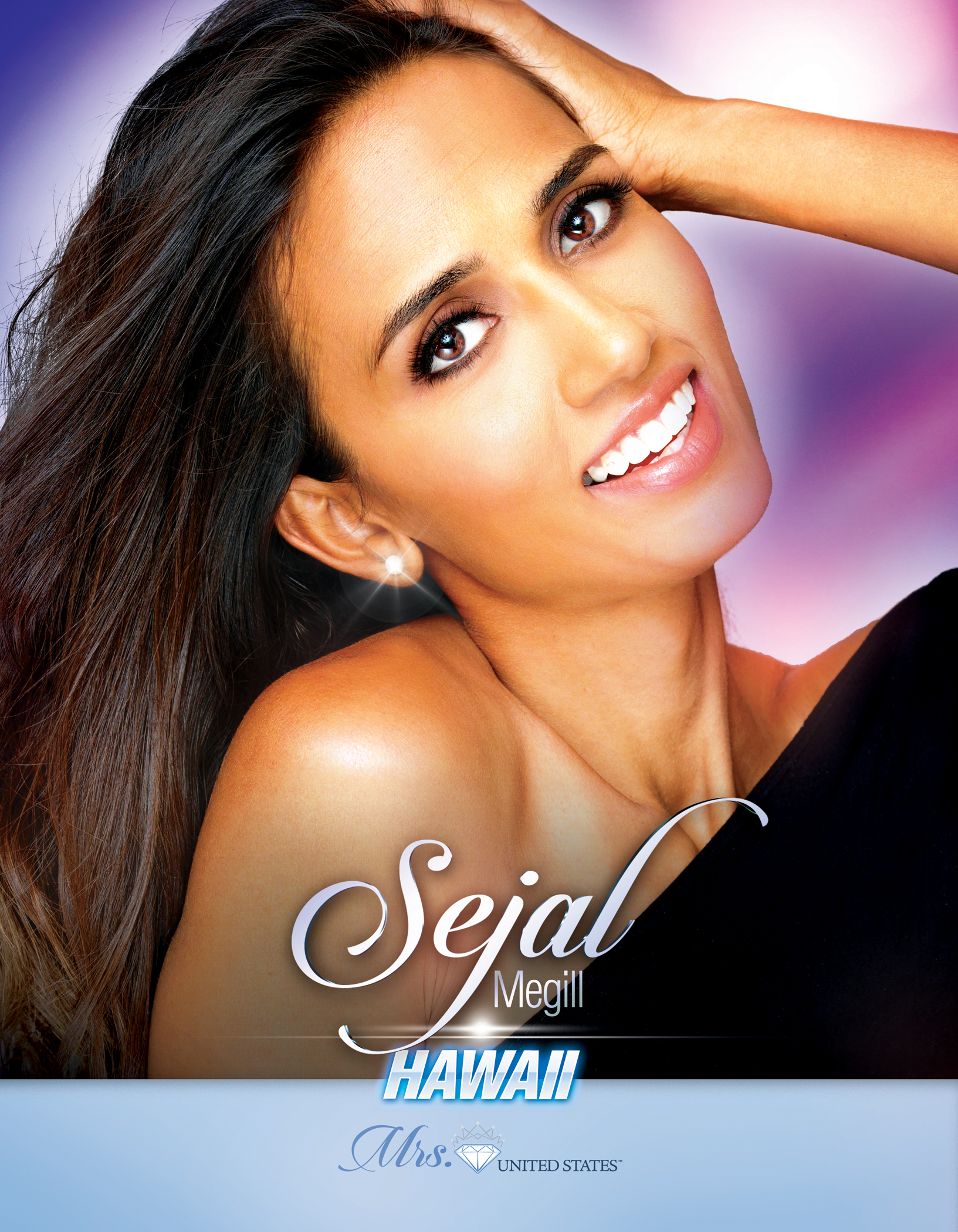 Sejal Megill Mrs. Hawaii United States - 2019