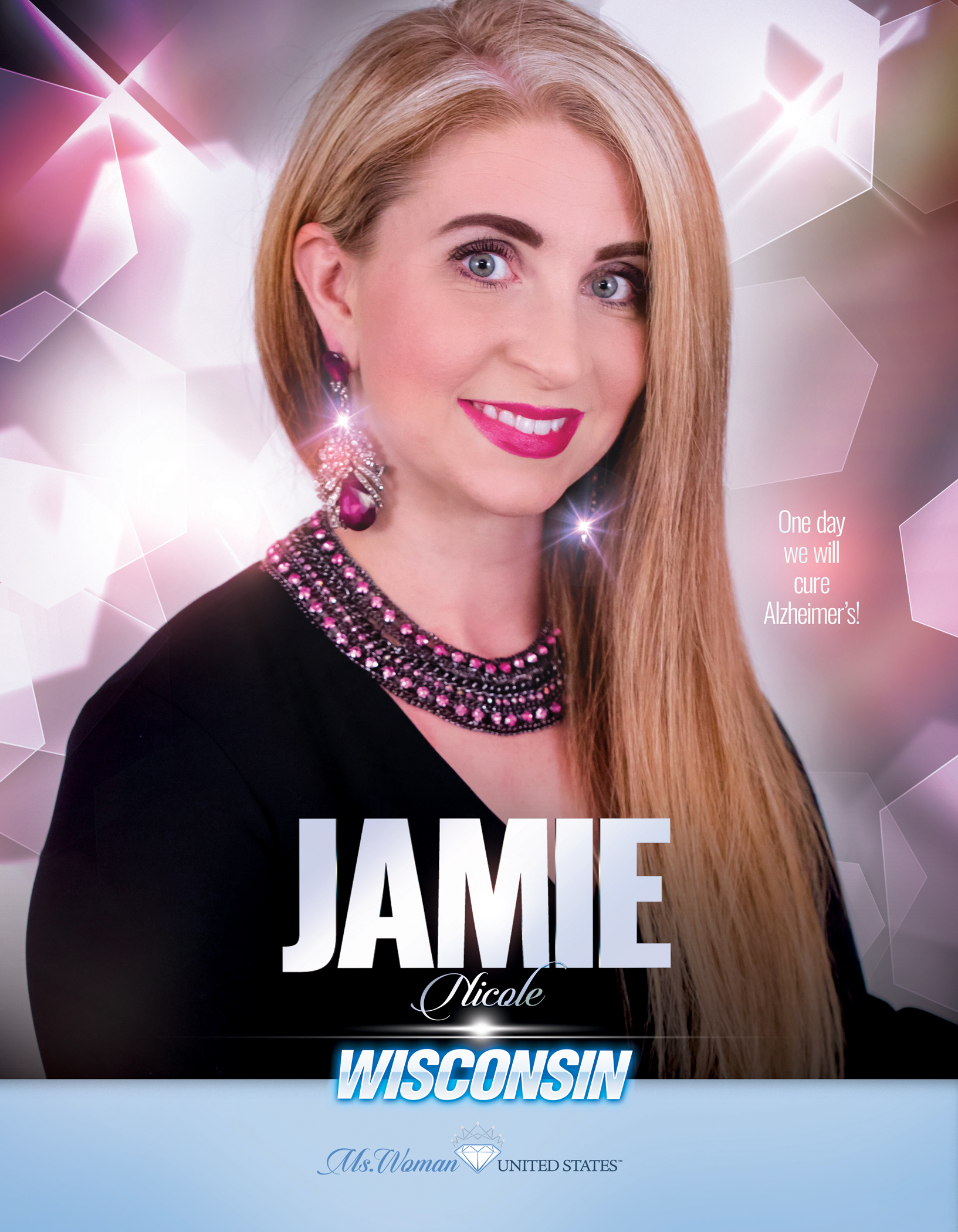 Jamie Nicole Mesang Ms. Woman Wisconsin United States - 2019