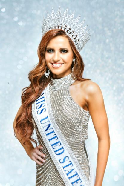Tiffany Rea Miss United States - 2020