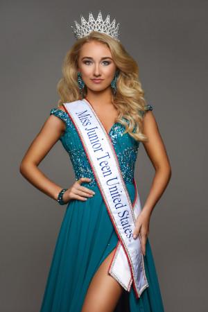 Rachel Deangelis Miss Junior Teen United States - 2018