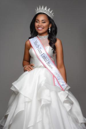 Mia Washington Miss Pre-Teen United States - 2018