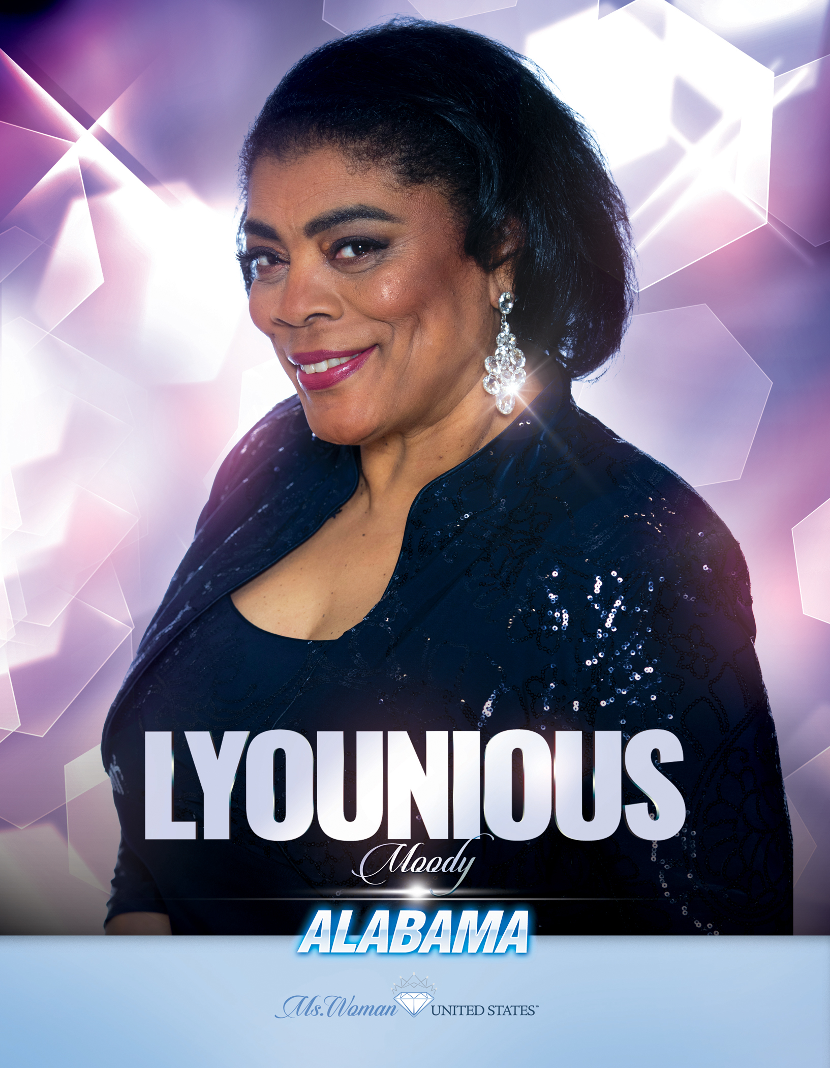 Lyounious Moody Ms. Woman Alabama United States - 2019