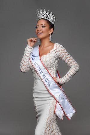 Alyssa DelTorre Ms. United States - 2018