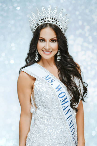 Joanna Trailov Ms. Woman United States - 2020