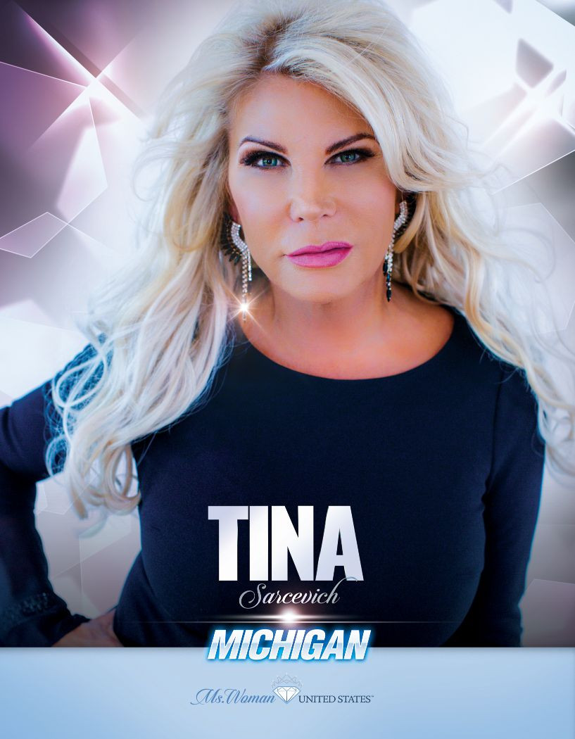 Tina Sarcevich Ms. Woman Michigan United States - 2020