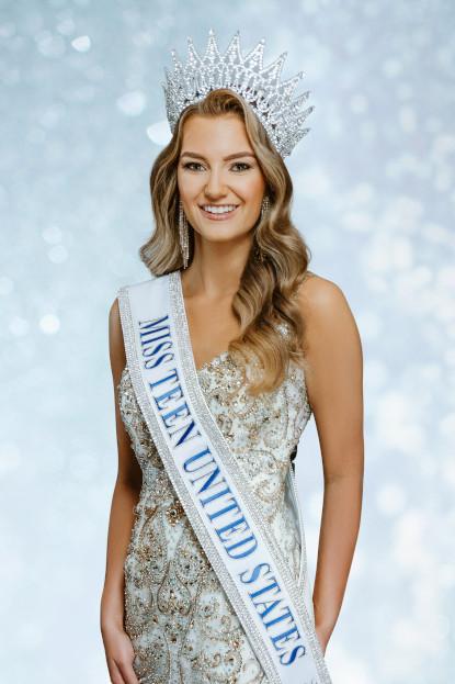 Haley Helmin Miss Teen United States - 2020