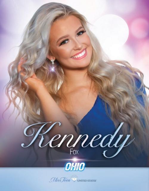 Kennedy Fox Miss Teen Ohio United States - 2020