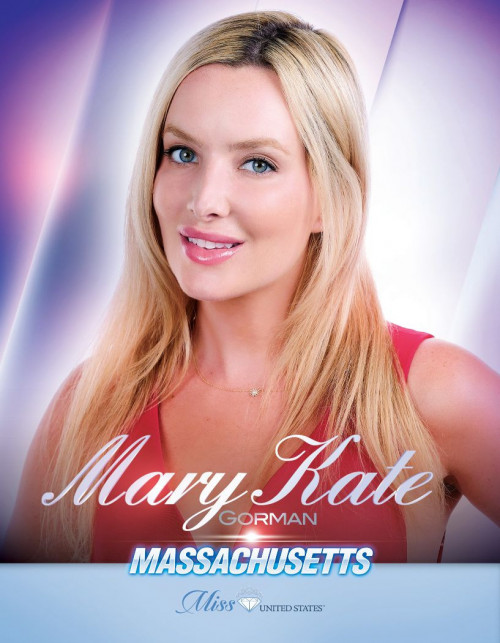 Mary Kate Gorman Miss Massachusetts United States - 2020