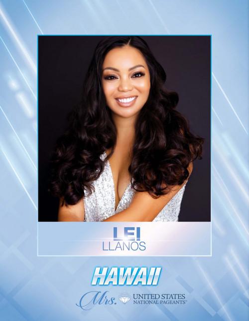 Kuuleialoha Llanos Mrs. Hawaii United States - 2021
