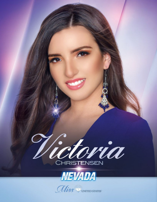 Victoria Christensen Miss Nevada United States - 2020