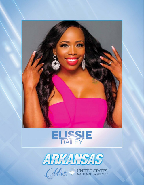 Elissie Railey Mrs. Arkansas United States - 2021