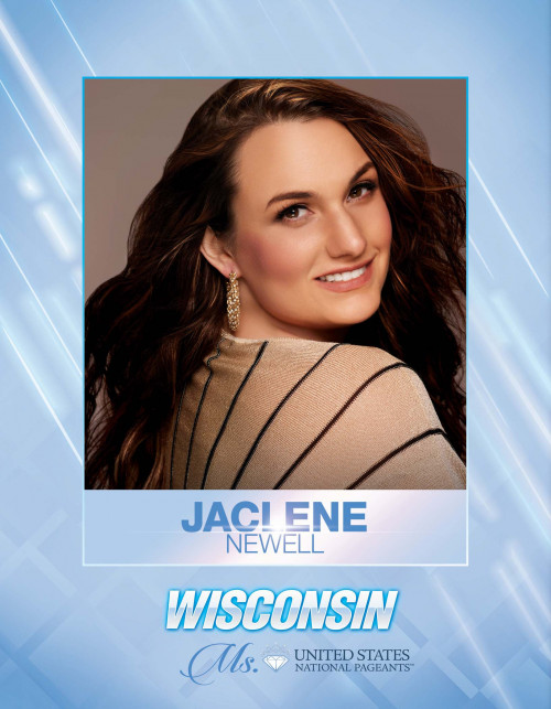 Jaclene Newell Ms. Wisconsin United States - 2021