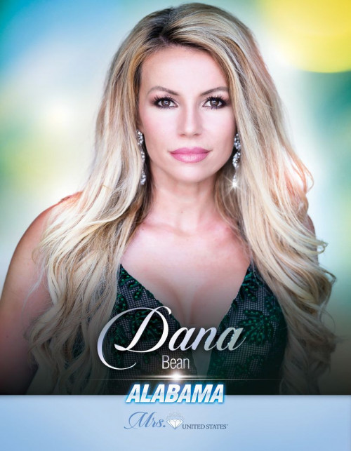 Dana Bean Mrs. Alabama United States - 2020