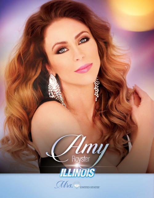 Amy Royster Mrs. Illinois United States - 2020