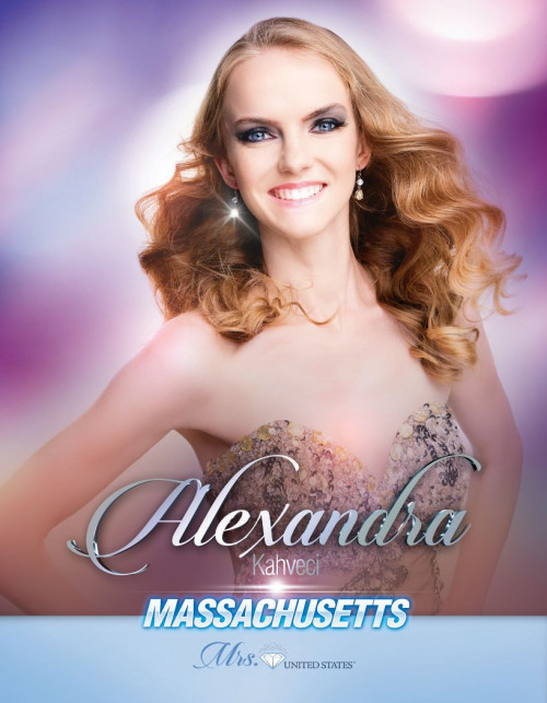Alexandra Kahveci Mrs. Massachusetts United States - 2020