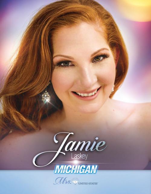 Jamie Laskey Mrs. Michigan United States - 2020