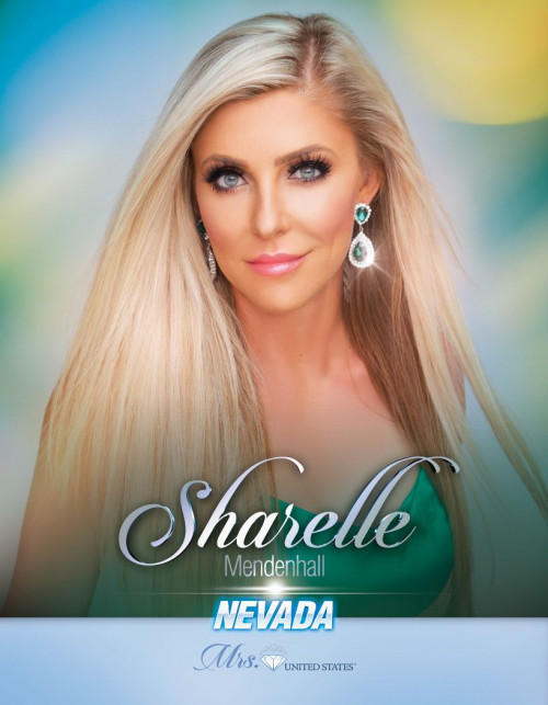 Sharelle Mendenhall Mrs. Nevada United States - 2020
