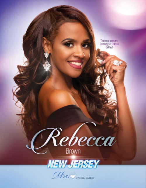 Rebecca Brown Mrs. New Jersey United States - 2020