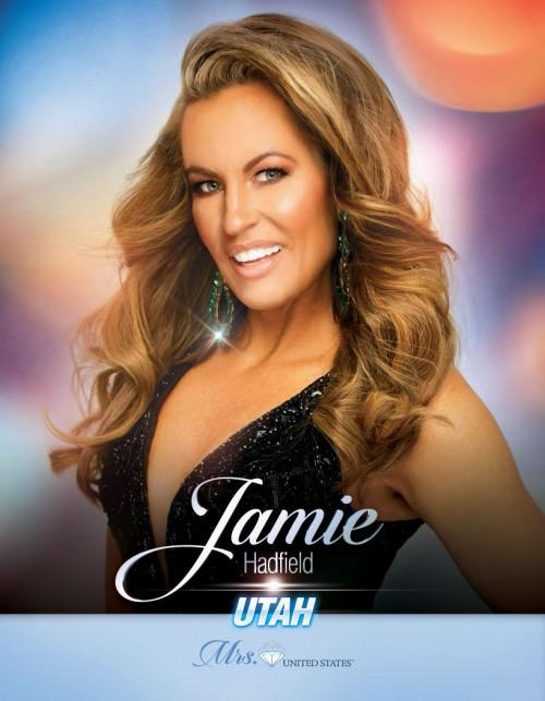Jamie Hadfield Mrs. Utah United States - 2020