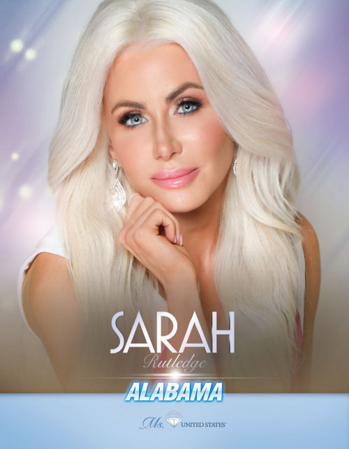 Sarah Rutledge Ms. Alabama United States - 2020