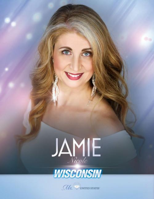 Jamie Nicole Ms. Wisconsin United States - 2020