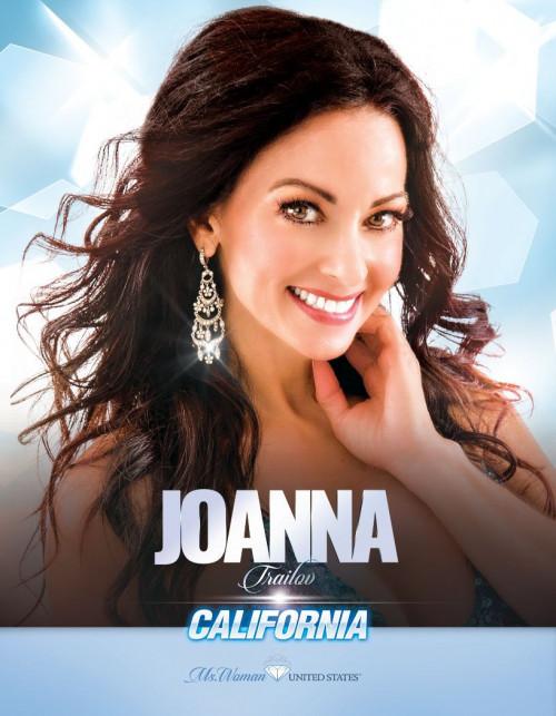 Joanna Trailov Ms. Woman United States - 2020